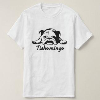 Tishomingoのブルドッグ Tシャツ