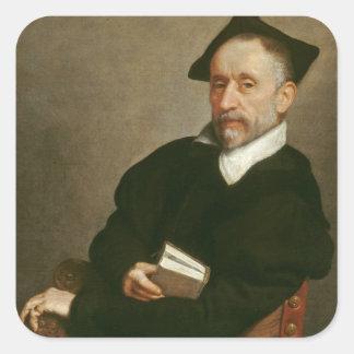 """""""Titian教師""""の、c. 1575年 スクエアシール"""