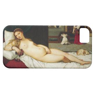 Titian著ウルビノの金星 iPhone SE/5/5s ケース