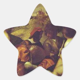 Titian著コンサートChampetre 星シール