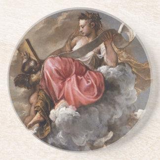 Titian著知恵 コースター