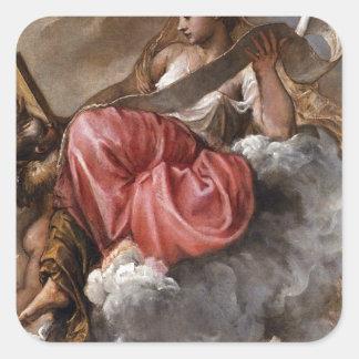 Titian著知恵 スクエアシール