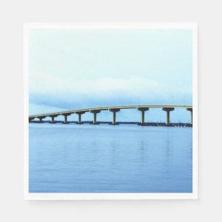 Titusville橋 スタンダードランチョンナプキン