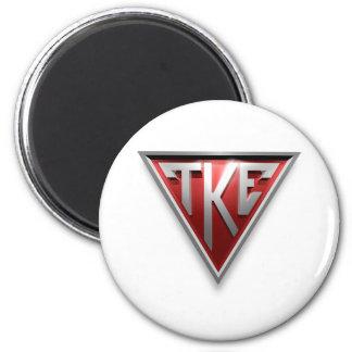 TKEの三角形 マグネット