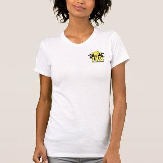TKOの雑種の子犬の女性ベストの上 Tシャツ