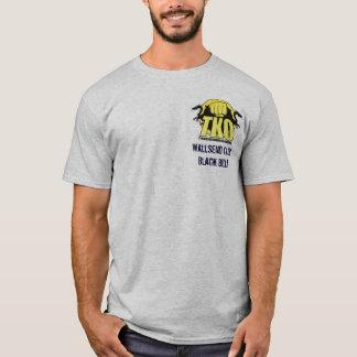 TKO黒いベルトのTシャツ Tシャツ