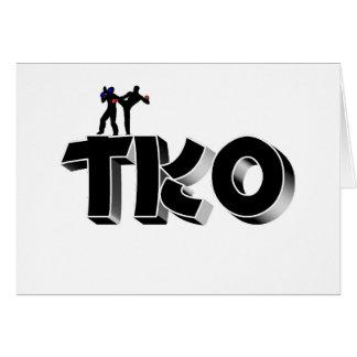 TKO カード