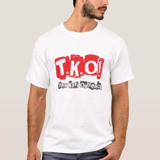 TKO:  古いパンクのスタイル Tシャツ