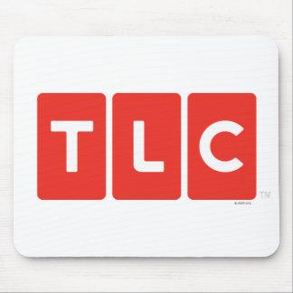TLCのロゴのマウスパッド マウスパッド