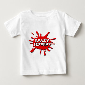 tm Krazyのケチャップ ベビーTシャツ