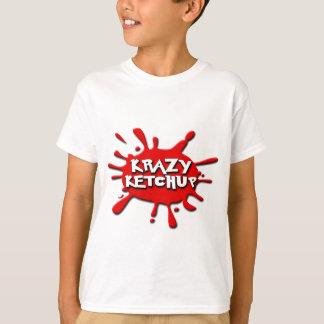 tm Krazyのケチャップ Tシャツ