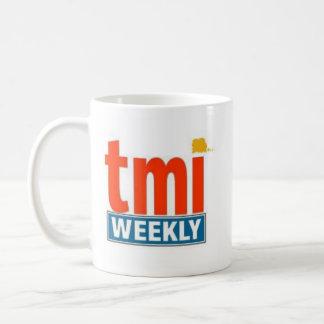 tmiの週間コーヒーカップ コーヒーマグカップ