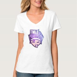 TMI -プリズムfxのティー Tシャツ