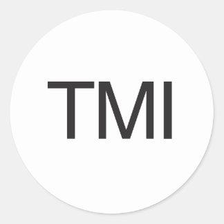 TMI ラウンドシール