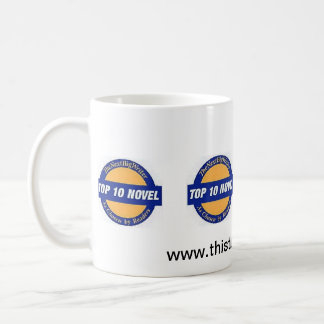 TNBWの上10小説のコーヒー・マグ コーヒーマグカップ