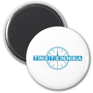 Tnetennbaの時計のデザインのバッジ マグネット