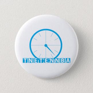 TNETENNBA -それは混雑します 5.7CM 丸型バッジ