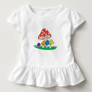 Toadstoolのグループ トドラーTシャツ