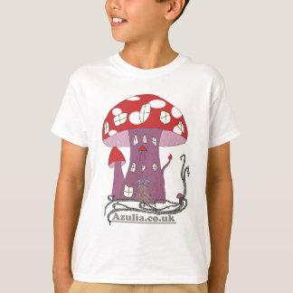 Toadstoolの城(色で) Tシャツ