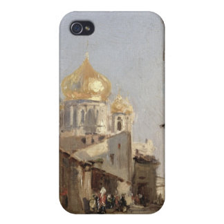 Tobolsk 1842年の勉強 iPhone 4/4Sケース