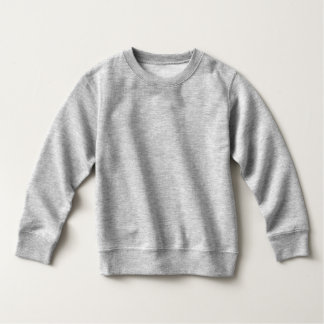 Toddler Fleece Sweatshirt T-Shirt 6 colors スウェットシャツ