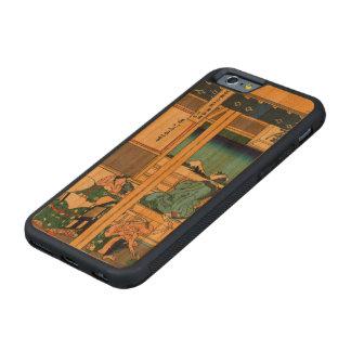 Tokaidoの吉田 CarvedチェリーiPhone 6バンパーケース