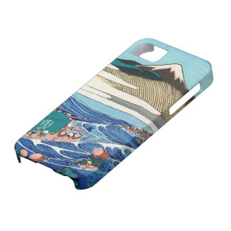 TokaidoのKanayaから見られる富士 iPhone SE/5/5s ケース