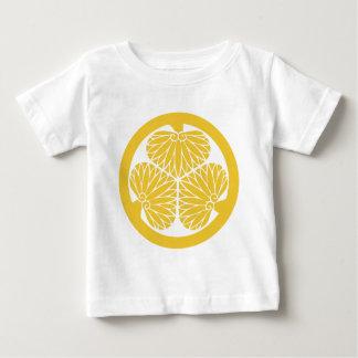 Tokugawaの一族の月曜日の頂上 ベビーTシャツ
