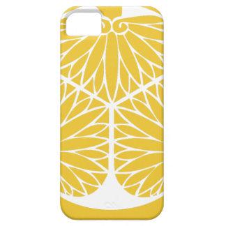 Tokugawaの一族の月曜日の頂上 iPhone SE/5/5s ケース