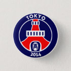 TOKYO2014 缶バッジ