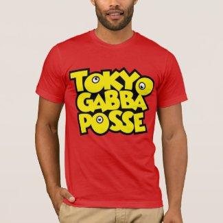 TOKYO GABBA POSSE Tシャツ