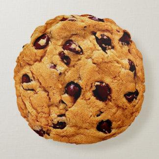 Tollhouseのクッキー ラウンドクッション