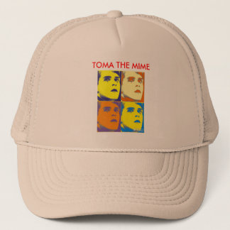 Tomaの帽子 キャップ