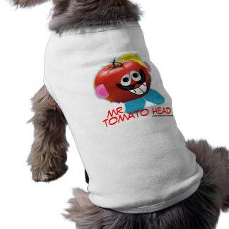 Tomato Head氏のユーモアのあるなパロディペット衣類 ペット服