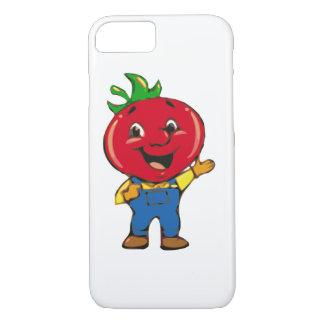 TomatoVilleの人- iPhone 7の場合 iPhone 8/7ケース