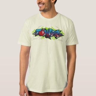 Tones Graffiti Tシャツ