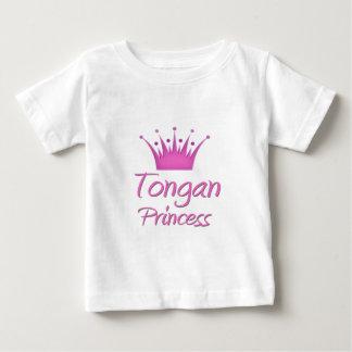 Tonganプリンセス ベビーTシャツ