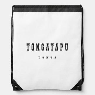 Tongatapuトンガ ナップサック
