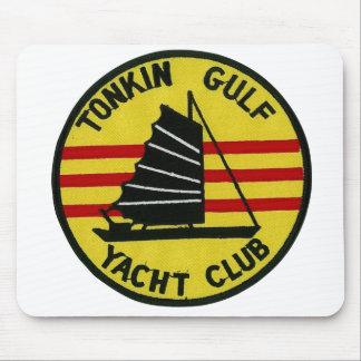 Tonkin湾のヨットクラブのマウスパッド マウスパッド