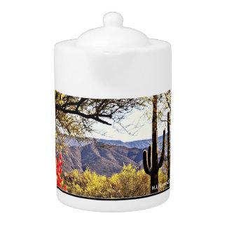 Tonto山茶ポット
