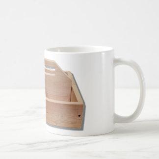 Toolbox042109shadows コーヒーマグカップ