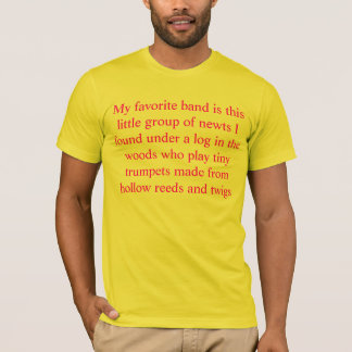 Tooty Newties Tシャツ