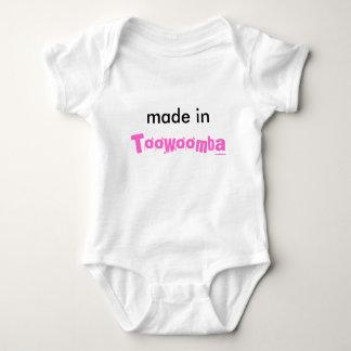 Toowoombaの新生児のワイシャツ ベビーボディスーツ