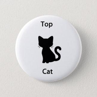 Top Cat 缶バッジ