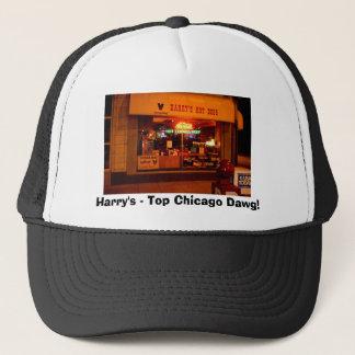 TOPDAWG、ハリー-上のシカゴDawg! キャップ