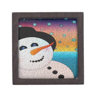 Tophatの雪だるま ギフトボックス