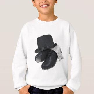 TopHatTapShoesGloves012511 スウェットシャツ