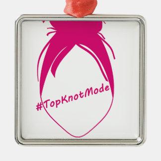 Topknotmodeの商品 メタルオーナメント