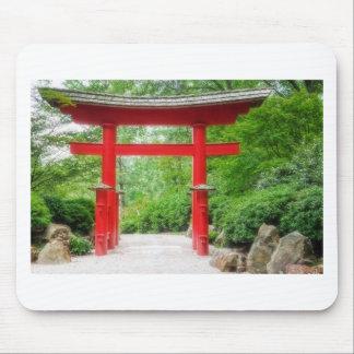 Toriiの赤いゲート マウスパッド