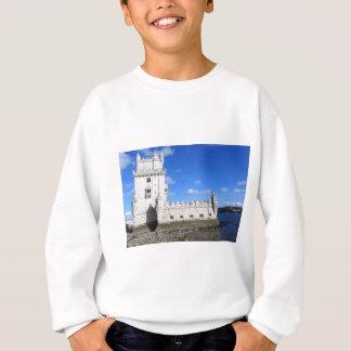 Torre deベレン、リスボン、ポルトガル スウェットシャツ